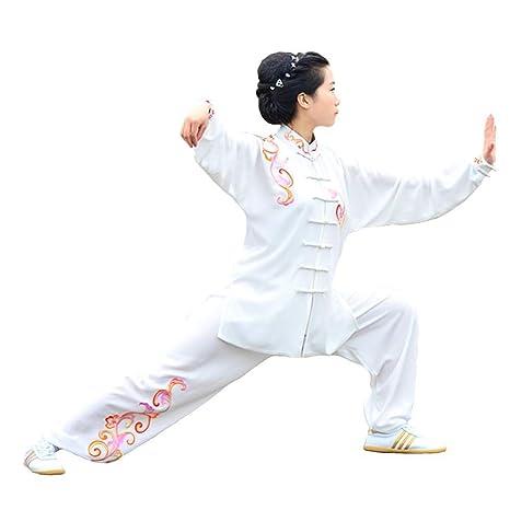 Ropa De Tai Chi/Uniforme De Artes Marciales De Shaolin/Traje ...