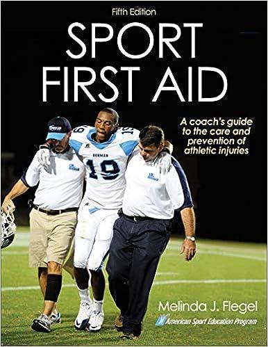 Sport First Aid 9781450468909 Medicine Health Science Books