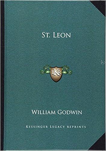 saint leon william godwin