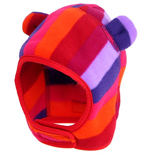 - Polar Feet Baby Teddy Hat Jellybean S (6-12M)