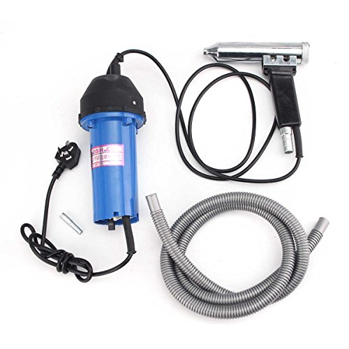 - US Warehouse - 1000W Split Plastic Welding Heat Gun Torch Hot Air Welding Tool 40-550℃ 2800Pa