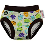Blueberry Daytime Training Pants, Monsters, Large (Discontinued by Manufacturer)