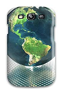 Nannette J. Arroyo's Shop New Style 9404606K71412073 Excellent Galaxy S3 Case Tpu Cover Back Skin Protector Headphones