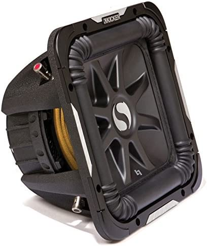 Kicker S12L7 12 Inch Subwoofer review