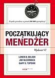 img - for Poczatkujacy menedzer book / textbook / text book