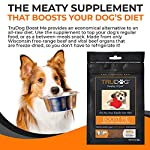 TruDog: Feed Me: Freeze Dried Raw Superfood - Real Meat Dog Food - Optimal Canine Health and Natural Longevity - All Natural - Balanced Nutrition - No Filters, No Grain - Just Add Water 11