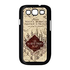 Samsung Galaxy S3 9300 Cell Phone Case Black Harry Potter GOS Phone Case Covers