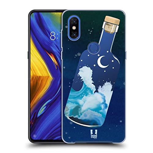 Head Case Designs Bottle Seascape Hard Back Case for Xiaomi Mi Mix 3