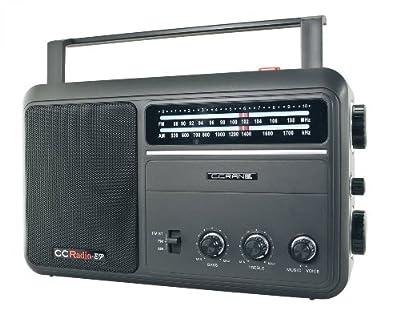 C Crane Co CCRadio-EP AM FM Analog Radio (CEP) from C. Crane