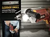 """Best chicago electric drill - Chicago Electric 1/2"""" Variable speed reversible Hammer Drill Review"""