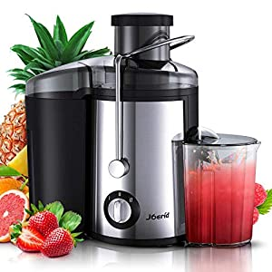 Juicer Machines, [2020 Upgrade] Joerid Centrifugal Juicer, Juice Extractor with Spout Adjustable, Lighter & Powerful… 6
