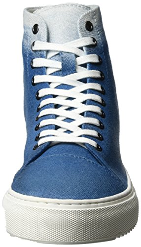 Liebeskind Berlin Ls173130 Canvas - Zapatillas Mujer Mehrfarbig (ceremony night blue)