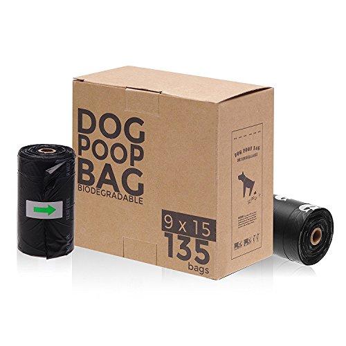 ble Dog Waste Bags Poop Bags ()