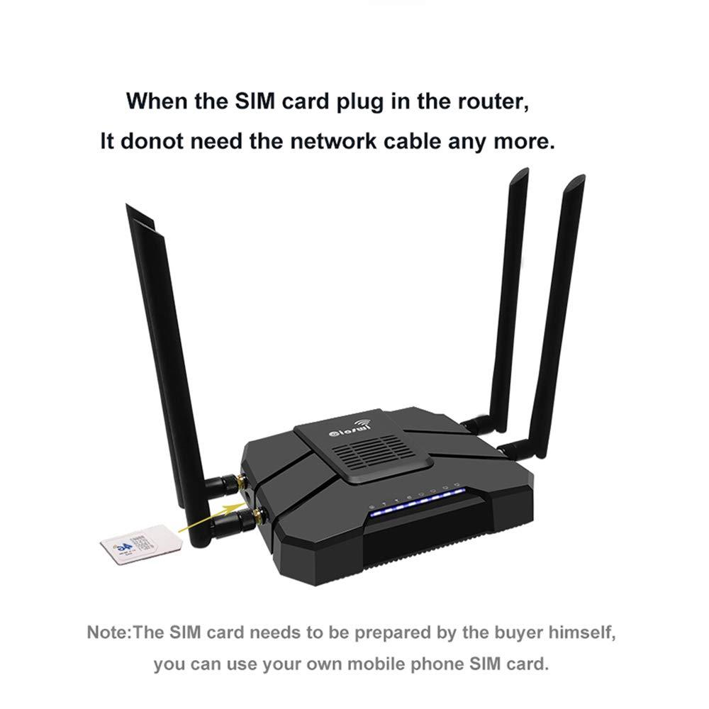 HM2 Router WiFi inalámbrico, enrutadores para computadora ...