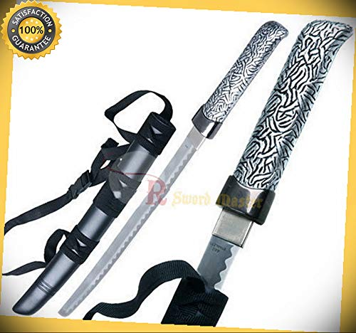 18'' 300 Spartan Warrior Persian Immortal Sword Prop With Scabbard Brand New perfect for cosplay outdoor camping -
