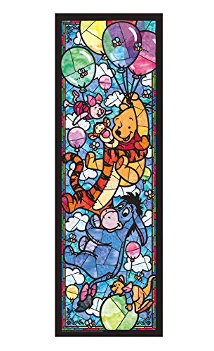 456 piece jigsaw puzzle Stained Art Winnie the Pooh