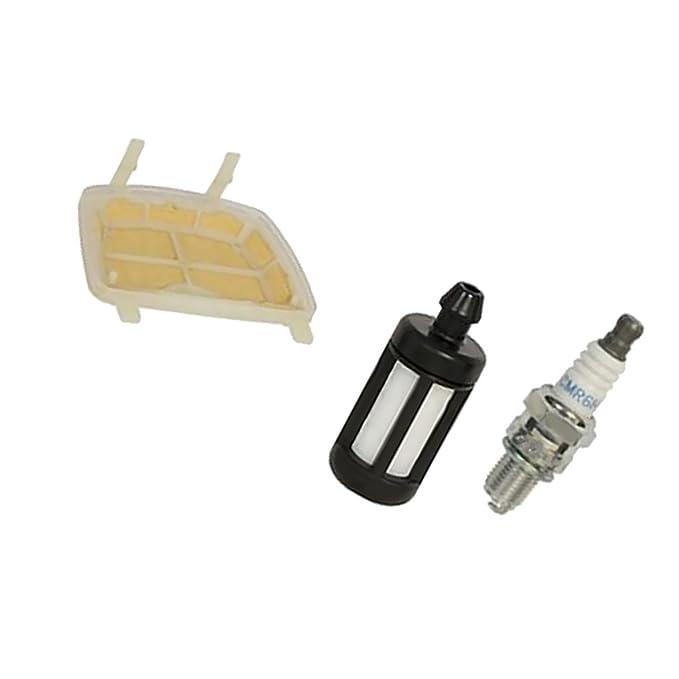 STIHL Service Kit Kettensäge MS 171 181 211 Zündkerze Luftfilter Benzinfilter