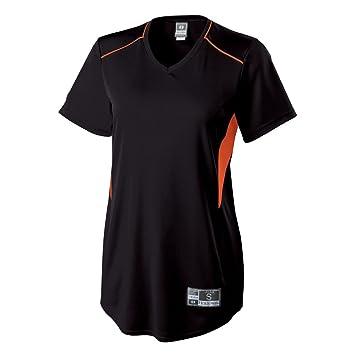 643727304246f5 Amazon.com   WOMEN S REMATCH SOFTBALL JERSEY Holloway Sportswear ...