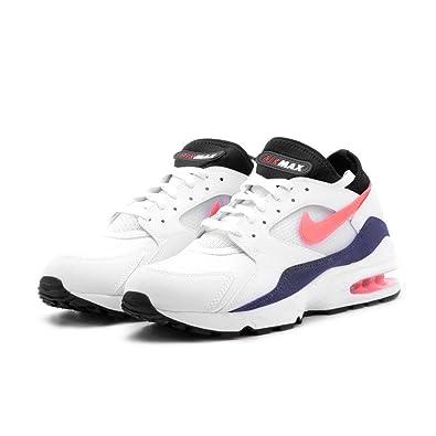 NIKE Solarsoft Mule Violet Shade Pink Flash (555346-516) Mens Shoes