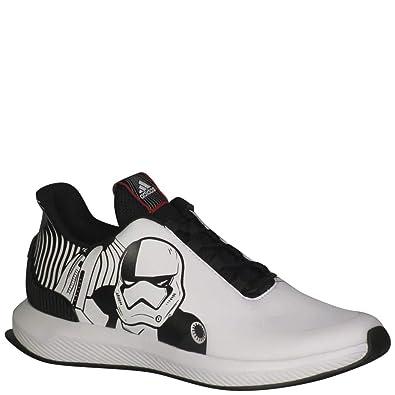 | adidas Boys Star Wars RapidaRun Running Shoes