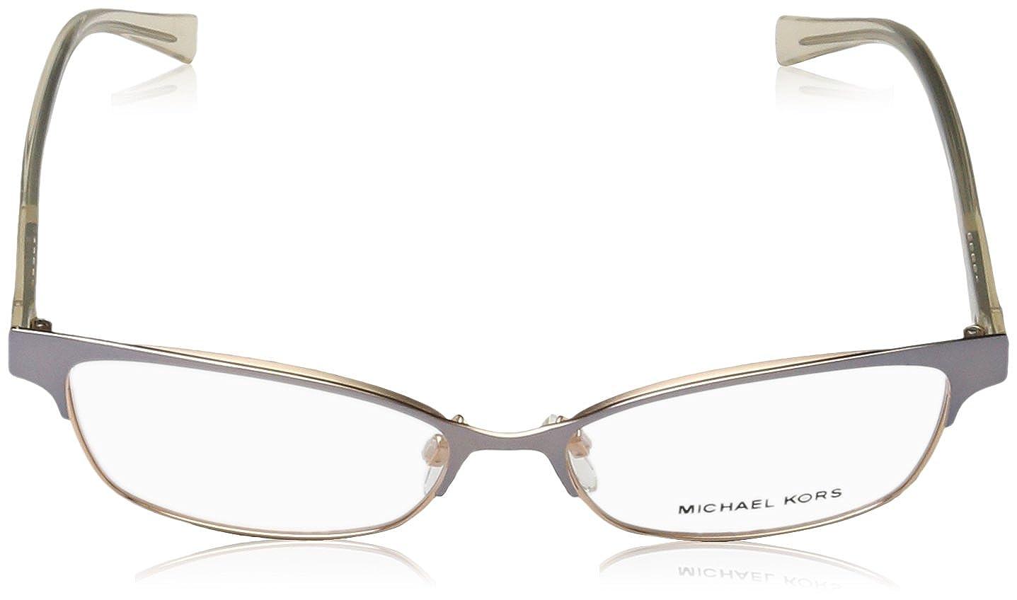 4735966c516 MICHAEL KORS MK 7004 Eyeglasses 1030 Light Gun Rose Gold 53-15-140   Amazon.co.uk  Clothing