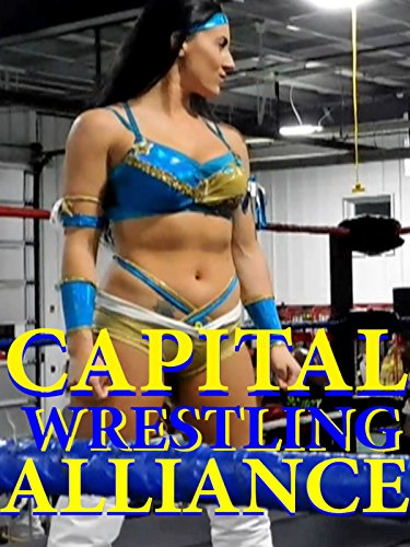 Capital Wrestling Alliance - Santana Raw