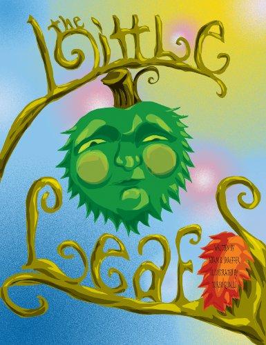 The Little Leaf (Xist Christian Children's Books) Little Leaf