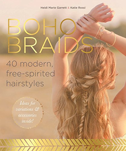 Boho Braids: Modern, Free-Spirited -
