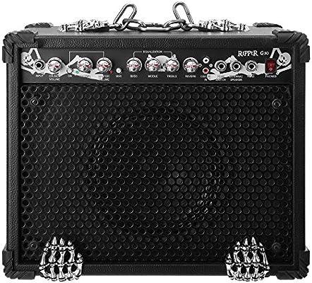 Rocktile Ripper G30 - Amplificador guitarra eléctrica: Amazon.es ...