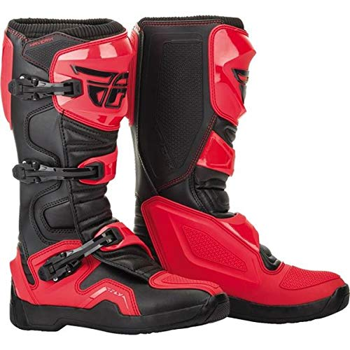 Fly Racing 2019 Maverik Boots (11) (RED/BLACK)