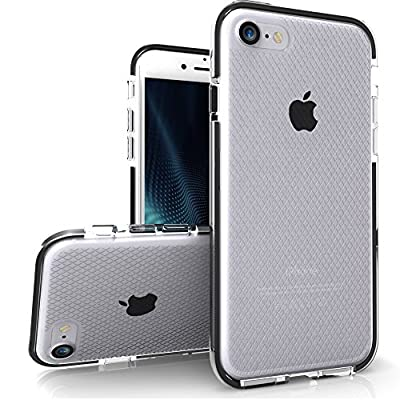 iPhone 7 Case, Zizo [Pulse Series] Lightweight w/ Shockproof [Impact Dispersion Technology] and [Anti-Slip Grip] Single Layered Case for iPhone 7