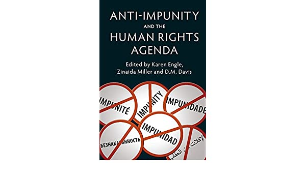 Anti-Impunity and the Human Rights Agenda (English Edition ...