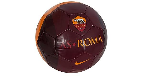 Nike Skills - Balón AS Roma 2015/2016 Unisex, Color Rojo/Naranja ...