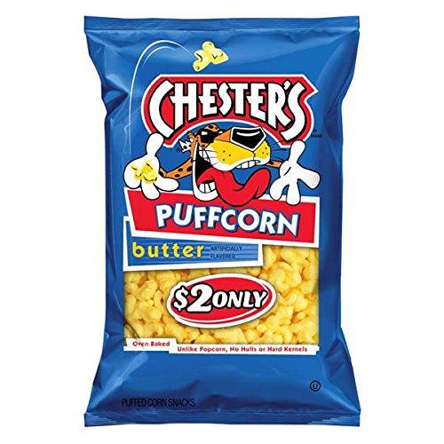 Chester's Puffcorn Butter 3.5oz( 2 Pack ) ()