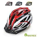 Gonex Large Bike Helmet, Red
