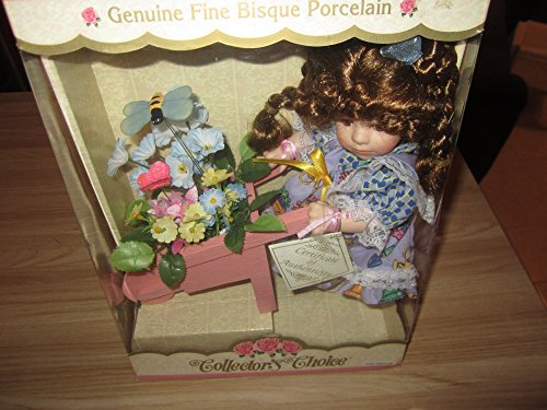 Genuine Fine Bisque Porcelain Doll Collector's Choice for sale  Delivered anywhere in USA