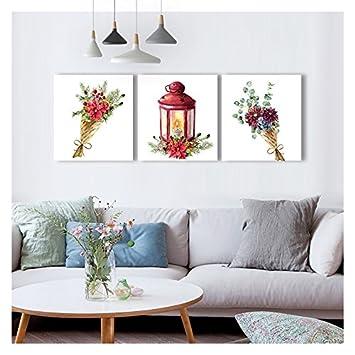 Erstaunlich Paintsh Aquarell Blumen Nordic Modernen Minimalistischen Wohnzimmer  Dekoration Malerei Sofa Hintergrund Wandmalerei Schlafzimmer Bett Malerei  Wandmalerei