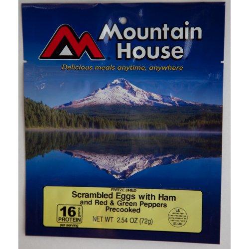 - Mountain House Freeze Dried