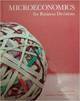 Microeconomics for business decisions custom edition for usc microeconomics for business decisions custom edition for usc pindyck and hubbard 9781256808916 amazon books fandeluxe Choice Image