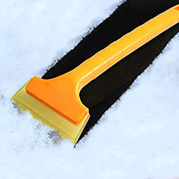 Ice Snow Shovel Removal Scraper for Car Windshield, Simple and Practical by Unyield