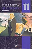 capa de Fullmetal Alchemist - Volume 11