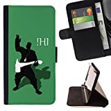 All Phone Most Case / Special Offer Smart Phone Leather Wallet Case Protective Case Cover for HTC ONE MINI 2 / M8 MINI / M8Mini // Funny Ihi