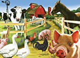 Cobble Hill Welcome to the Farm, 36-Piece