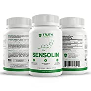 SENSOLIN - All Natural Blood Sugar Control Supplement and Appetite Suppressant
