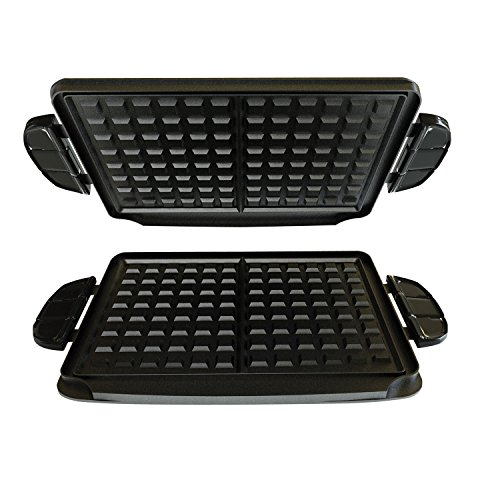 George Foreman Evolve Grill System Waffle Plates, GFP84WP Review