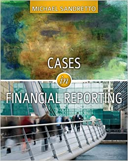 Book Cases in Financial Reporting