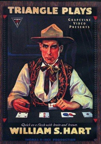 DVD : Films Of William S Hart 1915 (DVD)