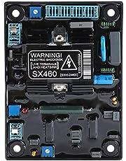Spanningsregelaar, SX460 Ingang 190-264VAC Automatische motorspanningsregelaar Spanning 120 (95-132)/240 (190-264) VAC