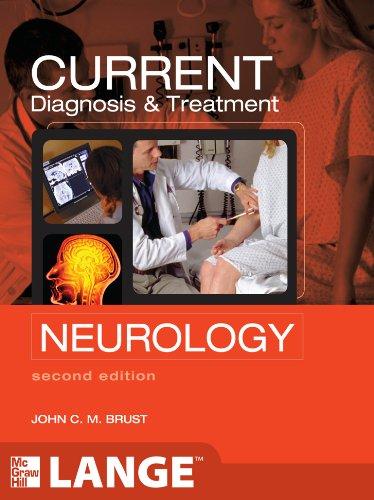 Download CURRENT Diagnosis & Treatment Neurology, Second Edition (LANGE CURRENT Series) Pdf