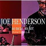 So Near So Far by Henderson, Joe (1993) Audio CD